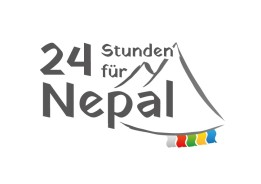Logo 24 Stunden Wandern für Nepal